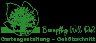 Baumpflege Gartengestaltung Gehölzschnitt Willi Ruß
